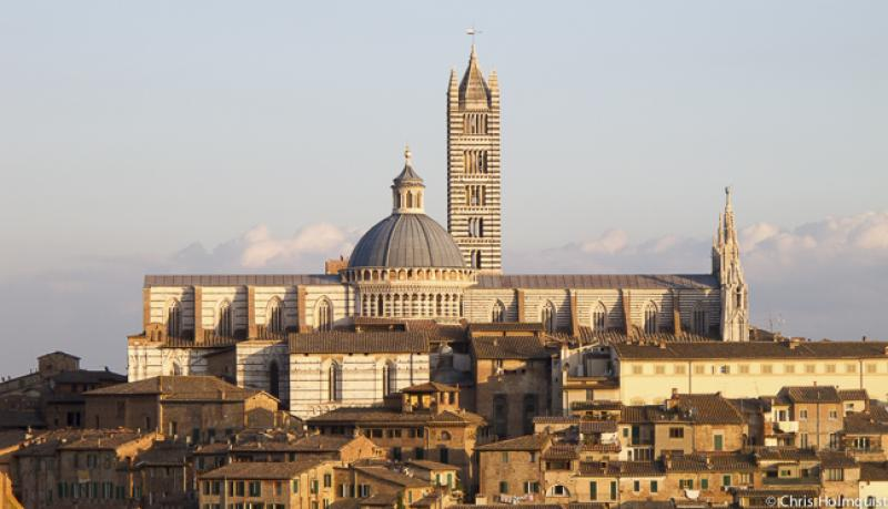 Duomo Siena, photo by Chris Holmquist