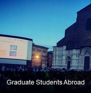 Graduate Students Abroad