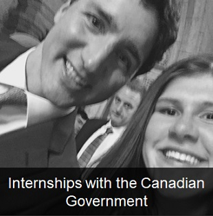 Internships with the Canadian Government