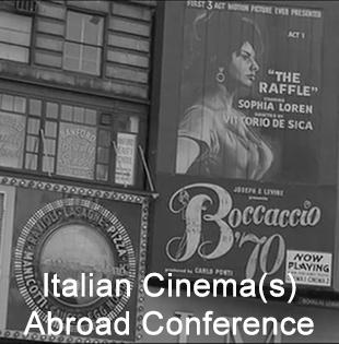 Italian Cinema(s) Abroad